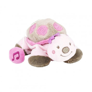 Mini musical Lili the turtle NATTOU