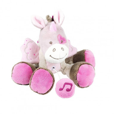 Mimi musical Jade the unicorn NATTOU