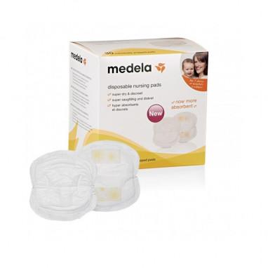 Discos absorbentes desechables MEDELA 60 unid.