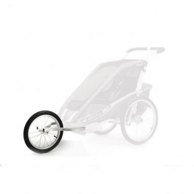 Set chariot para jogging cougar 1