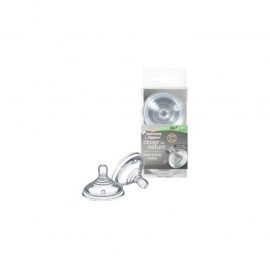 Tetina Easy Vent +0m TOMMEE TIPPEE