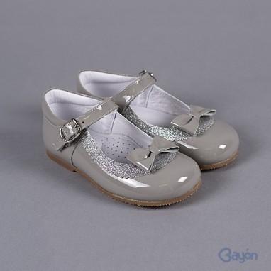 Zapato mercedita brillos BAYON