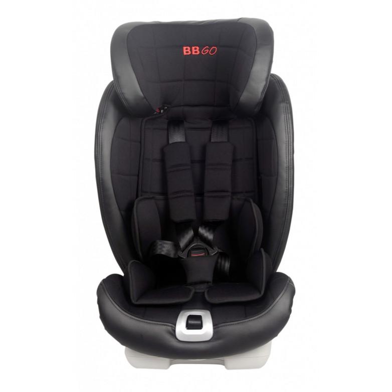 Comprar silla auto grupo 1 2 3 bbgo isofix piel bayon for Silla isofix grupo 1 2 3