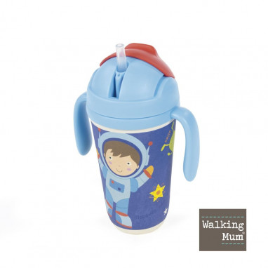 Botella WALKING MUM Astronauta