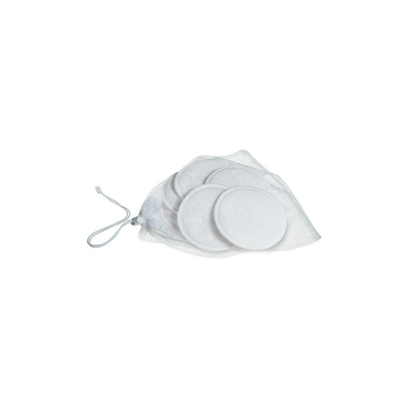 6 discos absorbentes lavables philips avent
