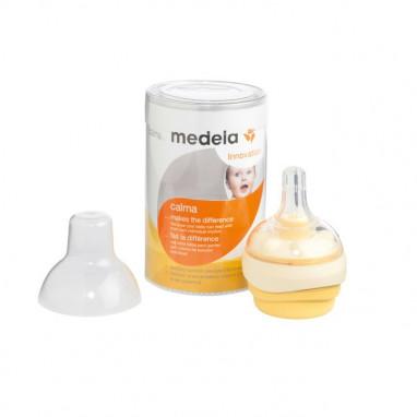 Tetina calma medela para leche materna