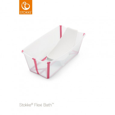 Bañera plegable y reductor STOKKE® Flexi Bath™