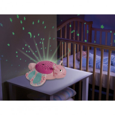 Peluche iluminador SLUMBER BUDDIES Bella the Butterfly