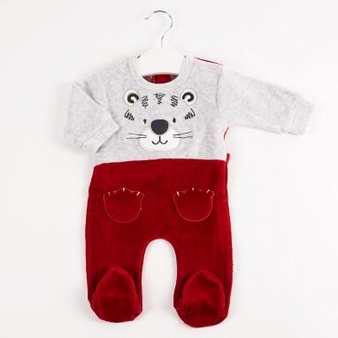 Pijama tundosado tigre BAYON