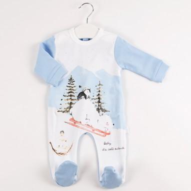 Pijama entero nieve BAYON