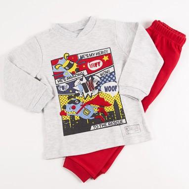 Pijama 2 piezas comic BAYON