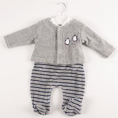 Pijama 3p rayas BAYON