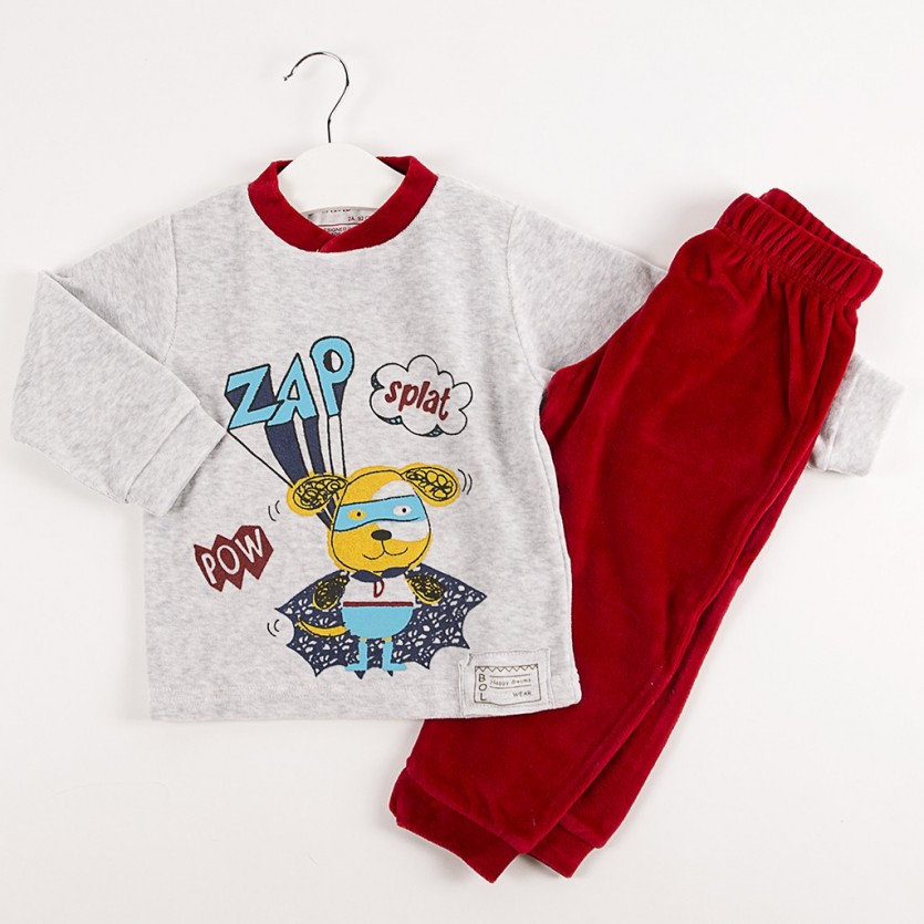Pijama 2 piezas zap BAYON