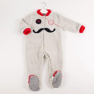 Pijama manta bigote BAYON