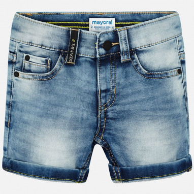 Bermuda soft denim MAYORAL
