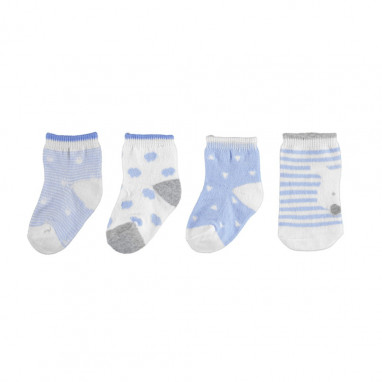 Pack 4 calcetines MAYORAL