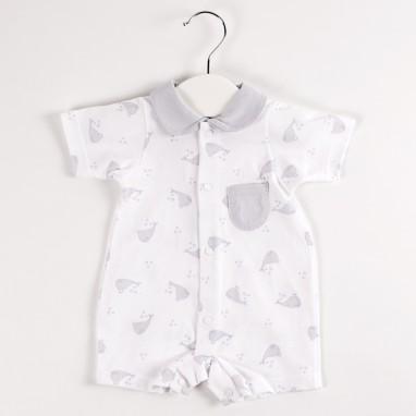 Pijama corto whale BABIDU