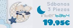 sábanas interbaby