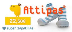 Zapatillas Attipas